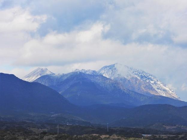 Photos: 雲仙岳雪景色