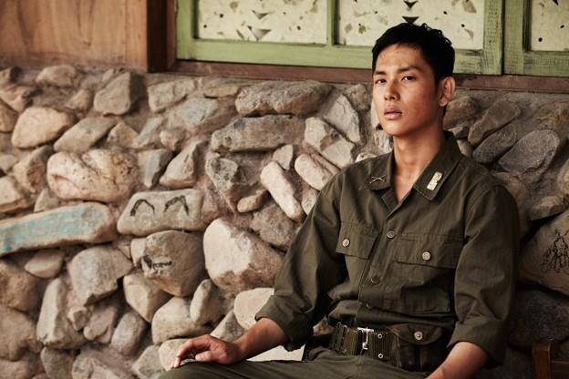 Photos: 韓国映画 戦場のメロディ