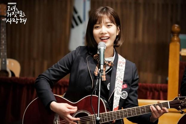 韓国ドラマ カノジョは嘘を愛しすぎてる