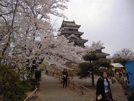松本城170417