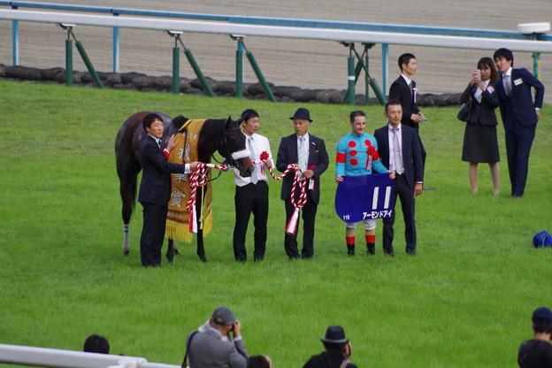 牝馬3冠達成おめでとう!