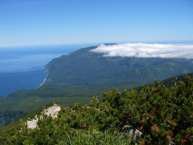 Photos: 硫黄山からのパノラマ005