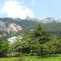光明頂海抜1840m 気象観測所 Bright Summit