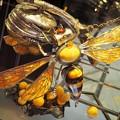 写真: 琥珀の蜂 Amber Hornet