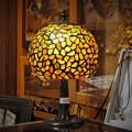 写真: 琥珀の間~ポーランド Amber Lamp