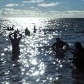 Photos: 聖地の沐浴~インド Wash sin away