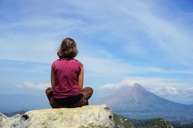 禅の心~インドネシア Zen meditation