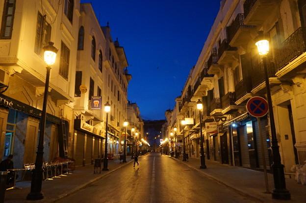 麗しのテトゥアン~モロッコ Tétouan Night View