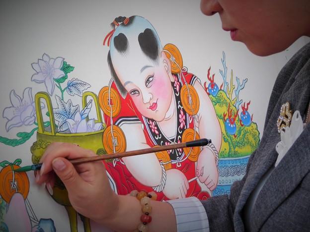 いいいろに仕上げる~中国 很好的顔色 Chinese Picture