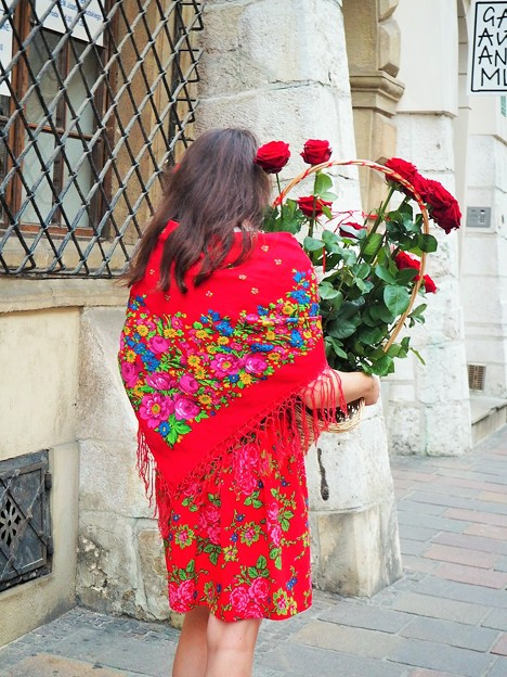 Photos: 花の乙女~ポーランド Urban Life