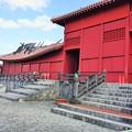 Photos: 壁一重の明暗~首里城 Shuri Castle Today