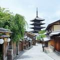 コロナ禍の八坂通~京都 La pagode de Yasaka