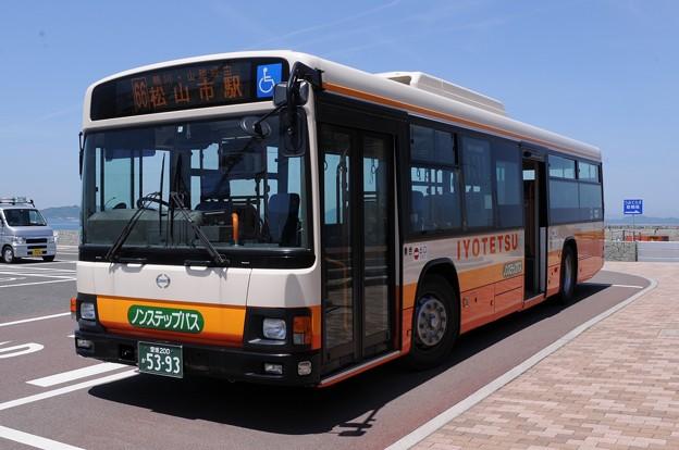 伊予鉄道 愛媛200 か53-93
