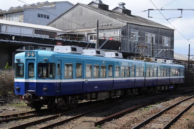 銚子電鉄 3001+3501号