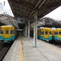 写真: 電鉄富山駅