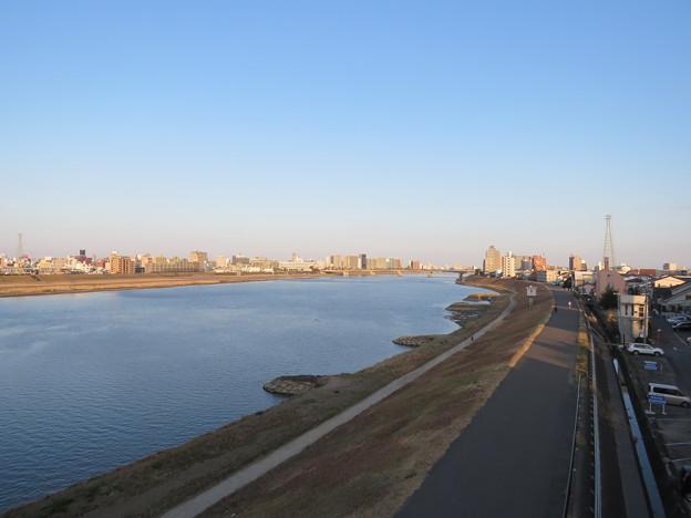 写真: 大淀川