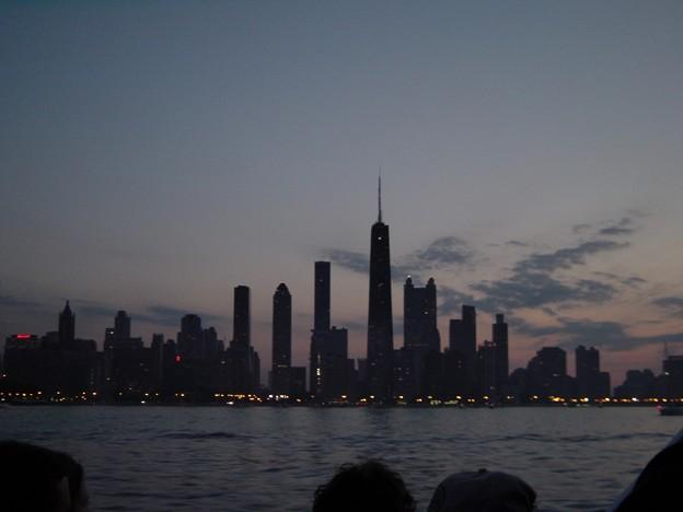 写真: 摩天楼