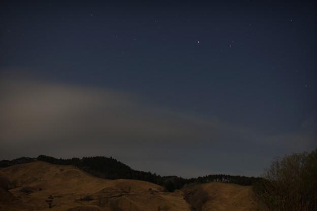 夜のとの峰高原