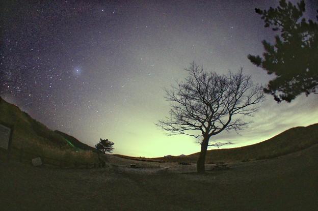 Photos: 夜の曽爾高原