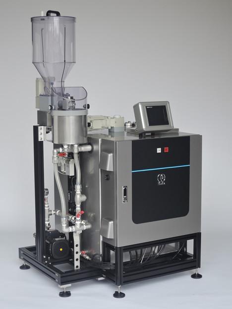 粉末高分子凝集剤溶解装置