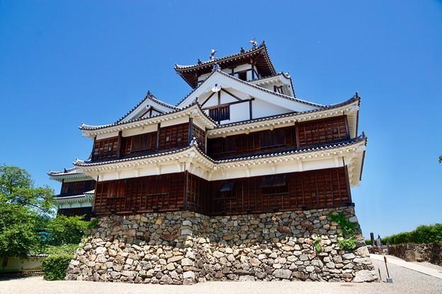 福知山城 3