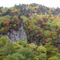 Photos: 北海道・層雲峡の紅葉