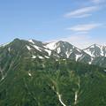 Photos: 北股岳方面の山々