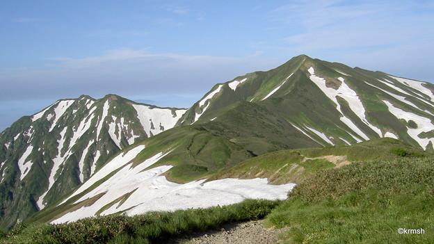 Photos: 大日岳?