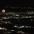Photos: 夜の瀬戸大橋と花火のツーショット