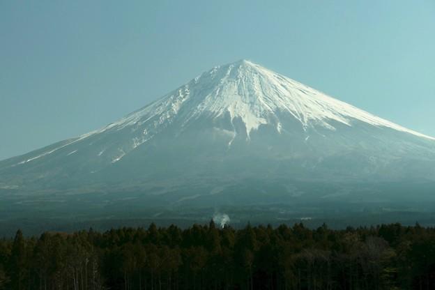 2019/04/13・・・春 富士山No.01