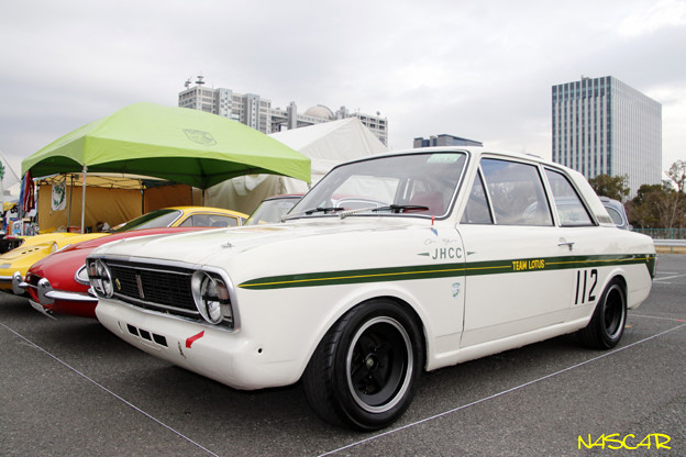 Ford Lotus Cortina MkII 28012018