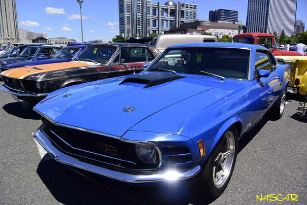 Photos: 1970 Ford Mustang Mach 1 20052018