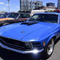写真: 1970 Ford Mustang Mach 1 20052018