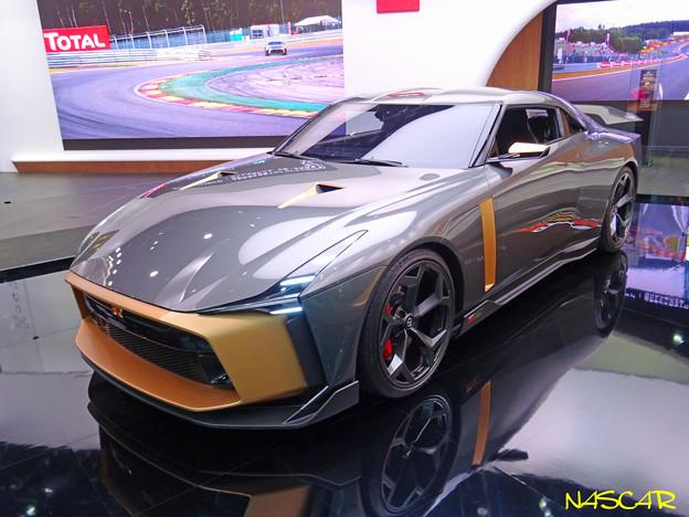 Nissan GT-R50 by Italdesign 12112018