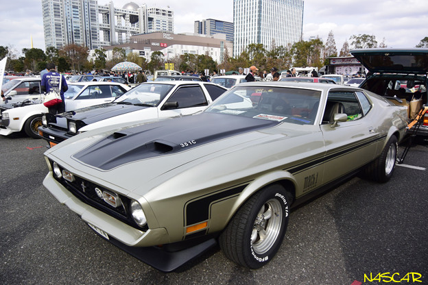 1971 Ford Mustang Mach 1 18112018