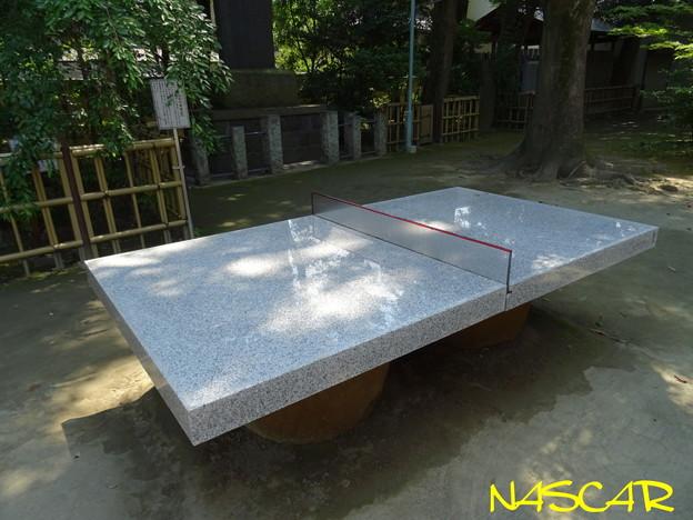 石の卓球台 19062019