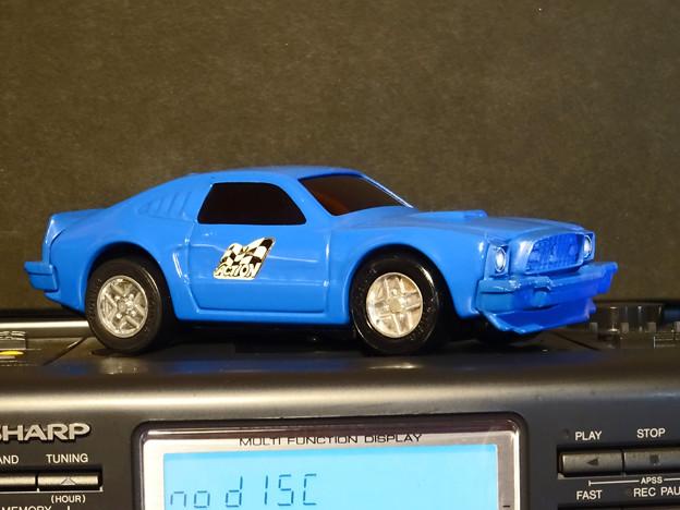 Tonka Friction Mustang Cobra 2(Vintage Toy Car) 12012020