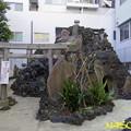 Photos: 鉄砲洲富士  鐵砲洲稲荷神社 末社富士浅間神社 23022020