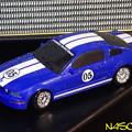 立体ジグソーパズル3D Ford Mustang FR500C 66ピース 27072020