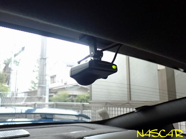 Photos: 後ろにもドライブレコーダー