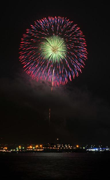 割物 花火(fireworks)
