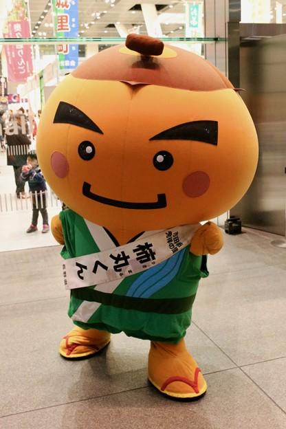 柿丸くん (長野県高森町)