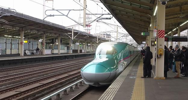 小山まで新幹線で