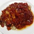 Photos: 鶏むね肉のトマトソテー