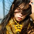Photos: 靡き髪