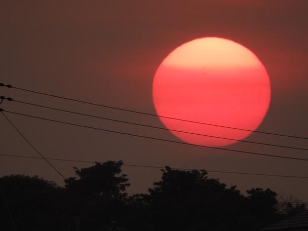 Photos: 落陽08 それでは・・