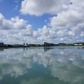 Photos: 2 梅雨明けの空:ぐるっと