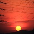 写真: 落陽 01