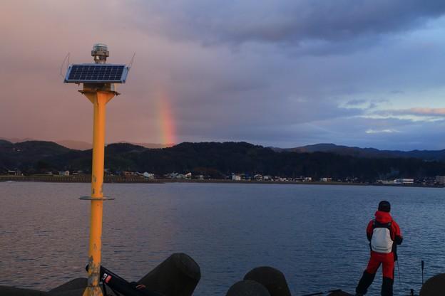 朝の虹 02