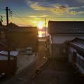 Photos: 窓から朝景